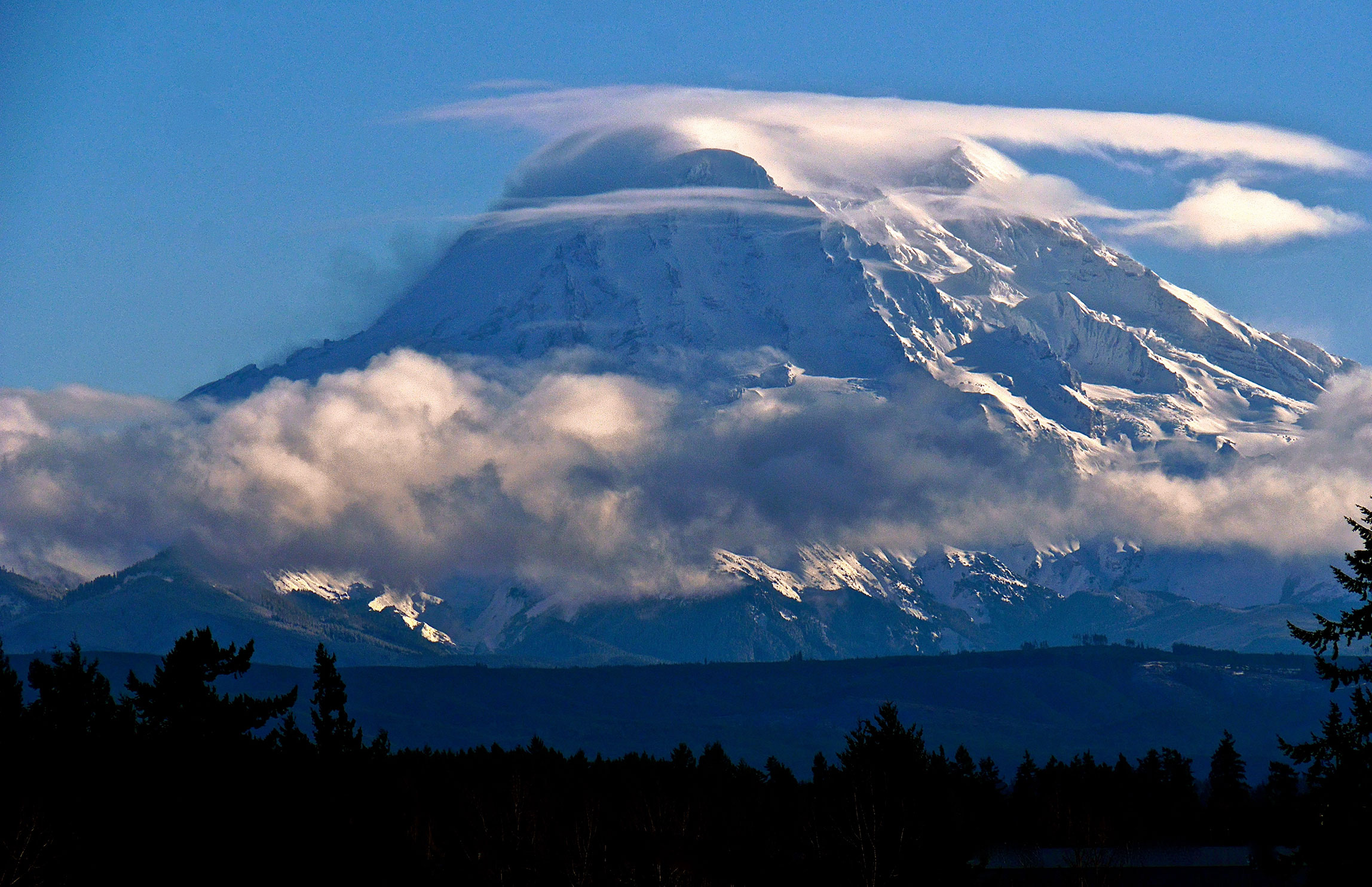 Mt. Ranier - Pegasus Lifts Washington