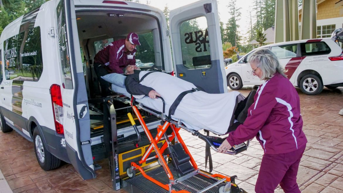 Stretcher Transport